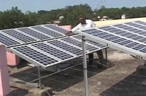 A 40-kilowatt solar power plant was recently inaugurated in Assam's...