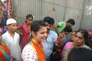 Civic polls: Mumbai's ward no. 1 sees a three-way battle between Sena,...