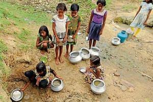 Residents of West Bengal struggle to access safe drinking water