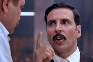 Jolly LLB 2 deleted scene: Akshay Kumar tries to convince judge...