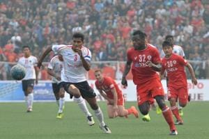 I-League: Aizawl FC end East Bengal's unbeaten run with 1-0 win