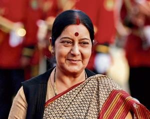 India salutes heroism: Sushma on American who intervened in Kansas...
