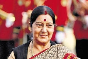 Sushma Swaraj directs envoy to help family of Indian shot dead in...