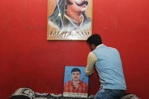 Family fights lone battle against gangster Mukhtar Ansari