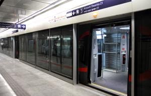 Suicide bid calls for new safety impetus on metro platforms