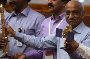 India has capability to set up space station, says ISRO chief AS Kiran...