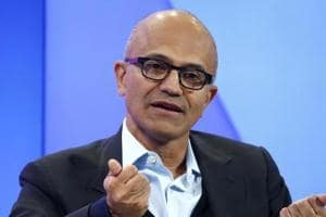 Nadella lands major deal, signs Flipkart for Microsoft cloud service
