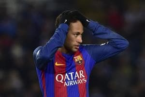 Neymar, Barca, Santos to stand trial on corruption charges after...