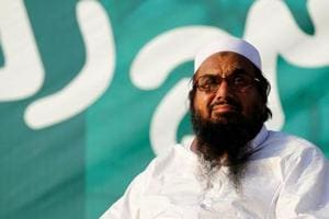 India urges international action against JuD chief Hafiz Saeed
