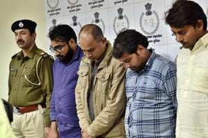 Four held in Gurgaon for running Noida like online ponzi scheme