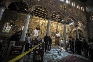 We will come bearing explosives, says Egypt church bomber in Islamic...