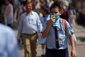 Pollutants blocking sunlight, affecting visibility in cities like Mumbai, Delhi