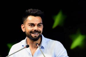 Virat Kohli hails Usain Bolt as legend, wants to run as fast as him