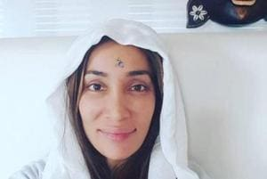 Model-turned-nun Sofia Hayat gets Swastika tattooed on her feet, says...
