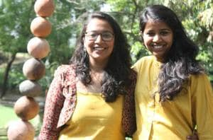 Two National Institute of Design graduates, Anjali Menon and Aditi Agarwal, are designing playgrounds for differently-abled children.