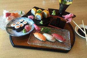 Sashimi to uramaki: Different kinds of sushi you'll come across at...