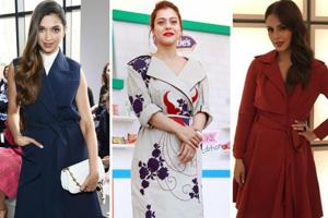 Learn from Deepika Padukone, Kajol, turn trendy like the divas in a...