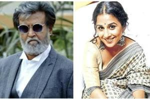 Vidya Balan to work with Rajinikanth in Kabali spin-off?