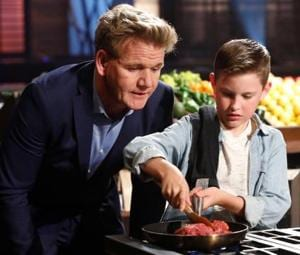 Honest food review @Twitter: Trust Gordon Ramsay to not mince his...