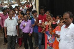 Nagpur registers 55% turnout in municipal elections