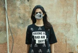 Designer Gaurav Gupta campaigns to tackle Delhi's deadly pollution