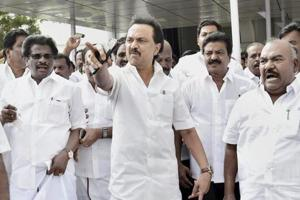 Report on Tamil Nadu assembly happenings during trust vote submitted...