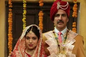Akshay Kumar, Bhumi Pednekar wrap up shooting of Toilet- Ek Prem Katha