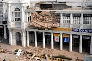 Connaught Place traders want more time to submit structural safety...