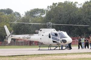 Chopper ride at Rose Fest: Aviation firm claims Rs 4-5 lakh loss