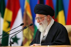 Iran's supreme leader calls Israel a 'fake' nation, 'dirty chapter'