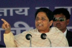 Modi giving casteist, communal tinge to UP campaign: Mayawati