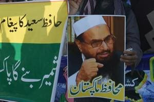 Pak cancels weapons licenses issued to Hafiz Saeed and his aides