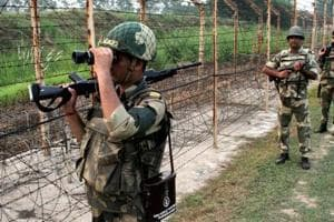 Jammu: BSF foils infiltration bid along LoC, kills one militant