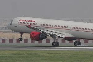 Air India Delhi-bound plane grounded due to technical snag in Panaji
