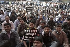 How Ola and Uber opted to wait and watch till drivers' strike lost...