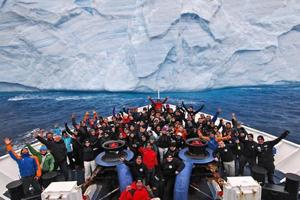 Climate crusaders from Pink City on polar sojourn
