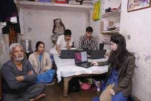 These siblings in Lucknow share family hardships but not their...