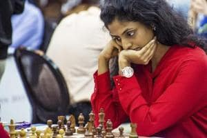 Harika Dronavalli enters semis of World Chess Championship, assured of...
