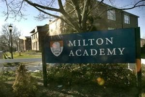 Milton Academy near Boston discloses sexual abuse of students by...