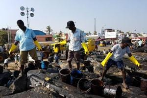 Chennai oil spill has severely impacted volunteers' health, says...
