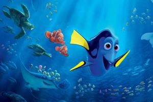 Finding Dory review: A little less crying, a little more laughter