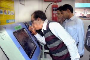 Breathalysers put train drivers, guards at risk of oral infections