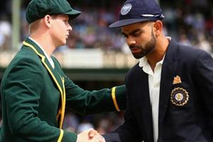 India vs Australia: Virat Kohli, Steve Smith clash in a battle within...