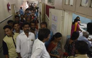 Voters angry as names go missing from lists in Mumbai