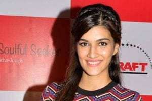 Kriti Sanon says when she came to Mumbai, she was like a little lost child.