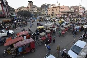 March 20 deadline for making Old Delhi encroachment free
