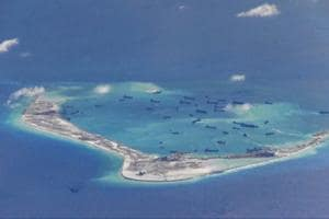 China's structures in South China Sea could house missiles