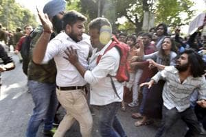 Dear Amit Shah, rein in ABVP and act on your promise to hang 'gundas'...