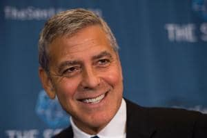 George Clooney: Donald Trump is a demagogue and Steve Bannon a failed...