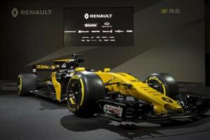 Formula One: Renault confident of moving up a gear with new car